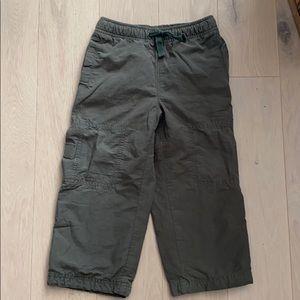 Gymboree Lined Cargo Pants